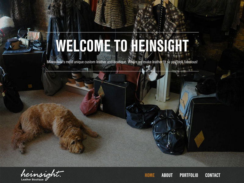 Heinsight Leather ()