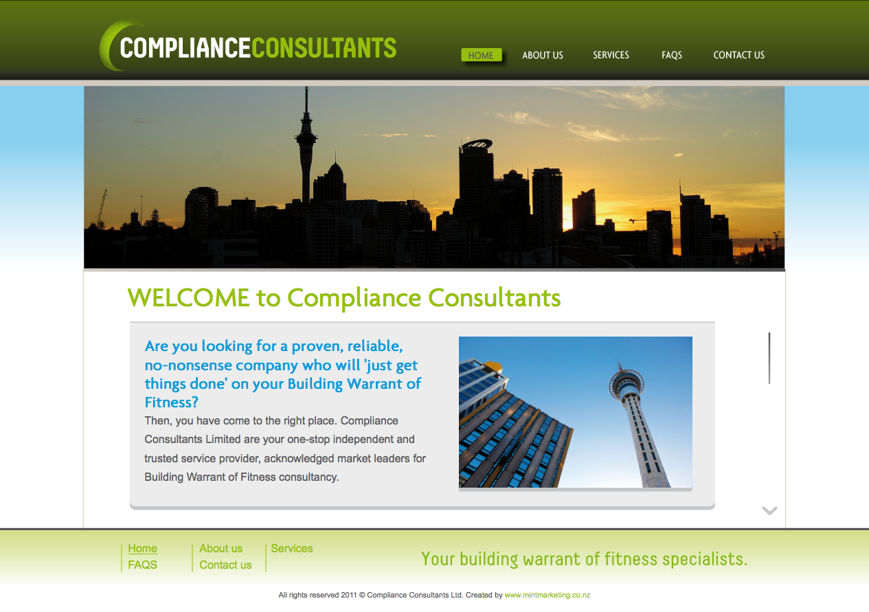 Compliance Consultants LTD (Finlay)