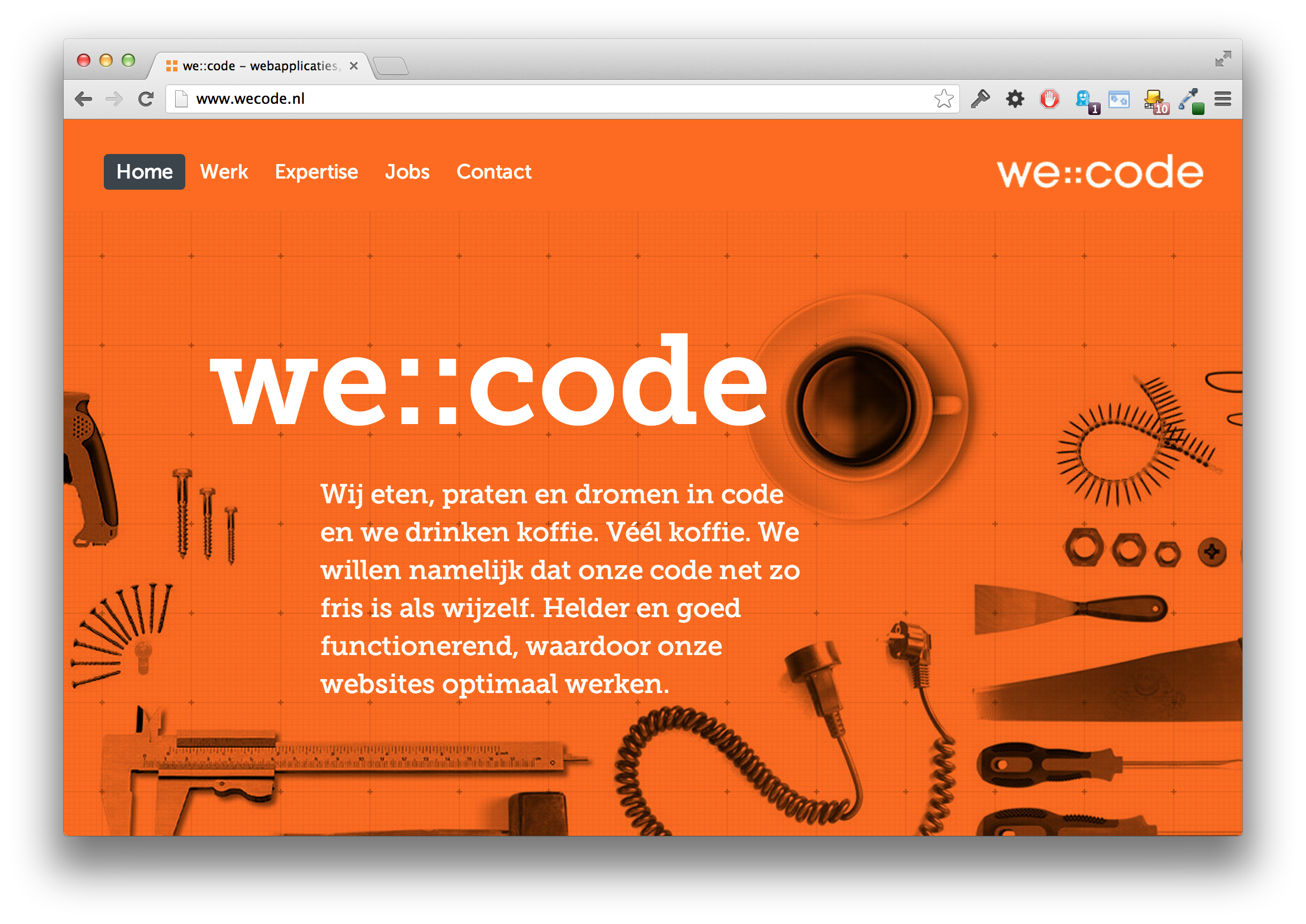 we::code interactive media, the 2012 version (we::code)