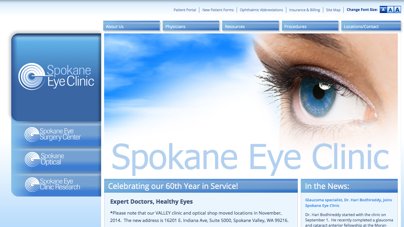 Spokane Eye Clinic (masterys)
