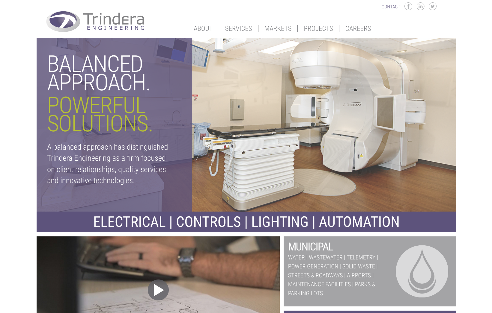 Trindera Engineering (masterys)