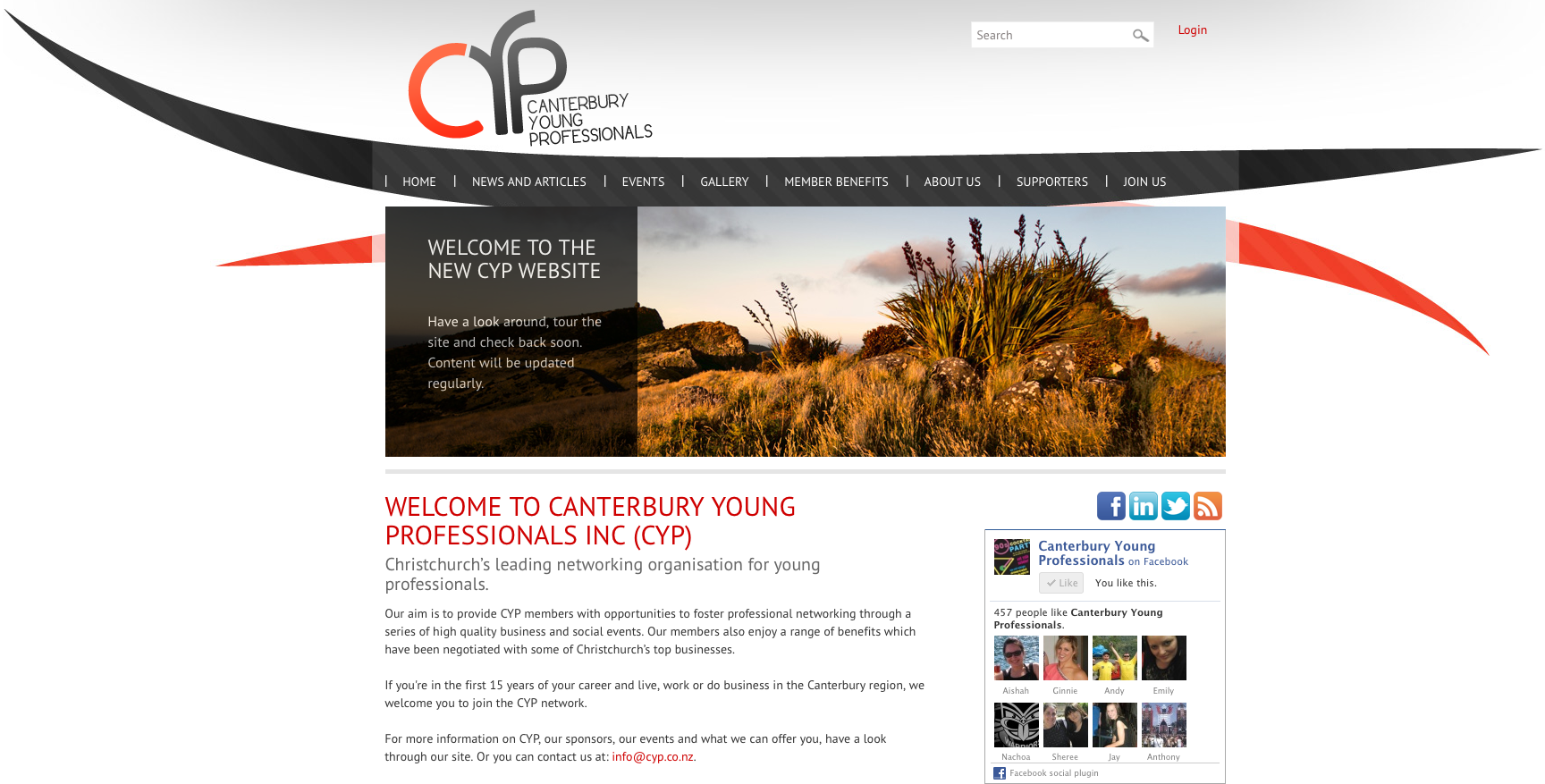 Canterbury Young Professionals Inc. (camfindlay)