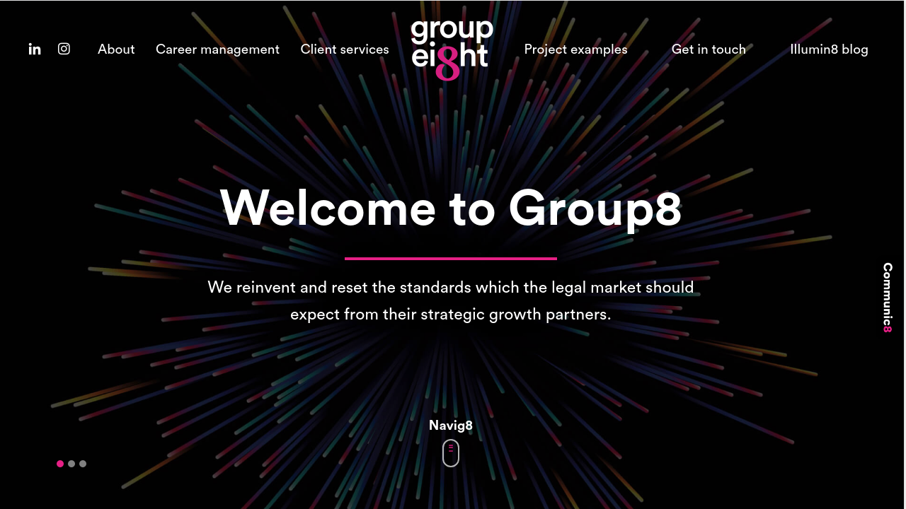 Group Eight ()