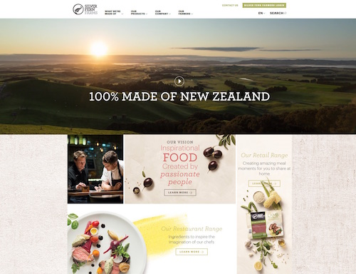 Silver Fern Farms (Web Torque)