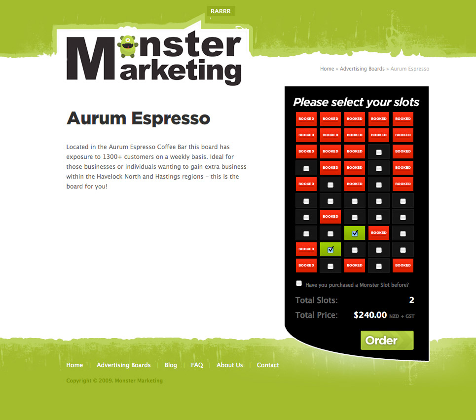 Monster Marketing (Willr)