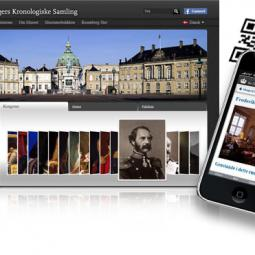 Web & Mobile Site for the Royal Danish Collections 2010-09-01
