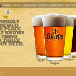 3 Sheeps Brewing Co. 2012-04-01