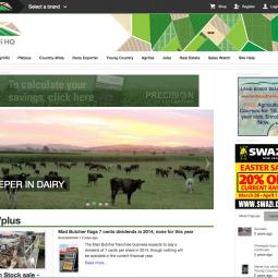 NZX Agri 2012-12-03