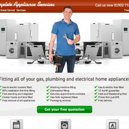 Complete Appliance Services 2012-10-16