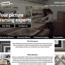 The Frameworx - your picture framing experts 2014-10-10