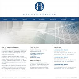 Hardies Lawyers 2009-01-05