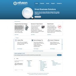 Infusion Software 2012-02-01