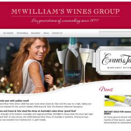 McWilliam's Wines Group 2010-05-21
