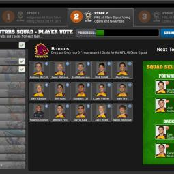 NRL All Stars Voting 2011-11-01