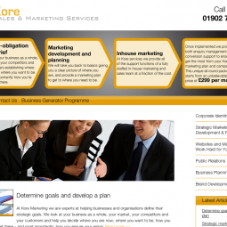 Kore Sales & Marketing Services 2009-07-15