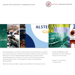 Schoen Communication - Design for Corporate Communication 2015-07-02