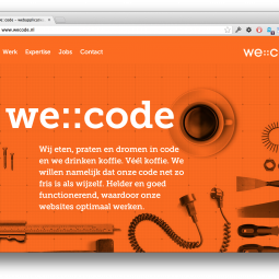 we::code interactive media, the 2012 version 2012-10-01