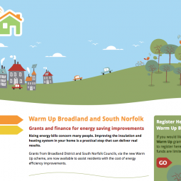 Warm Up Broadland & South Norfolk 2014-09-12