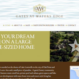 Gates at Waters Edge 2014-11-04