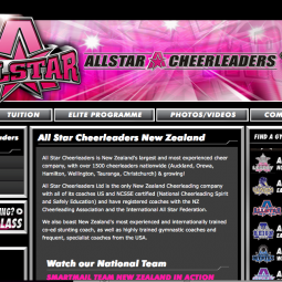 All Star Cheerleaders NZ 2011-06-01