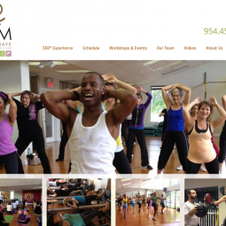 Om'Echaye - Wellness and Fitness Center 2013-03-15