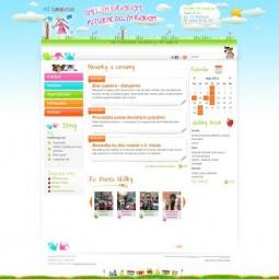 Kindergarten website 2011-05-24