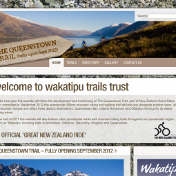 The Queenstown Trail 2010-12-20