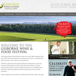 Gisborne Wine and Food Festival 2010-06-01