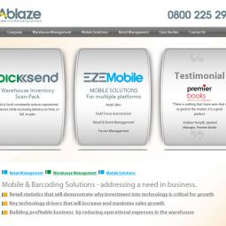 Ablaze Mobile and Barcoding Solutions 1012-08-01