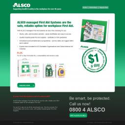 Alsco First Aid 2012-01-25
