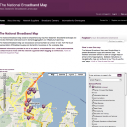 National Broadband Map 2008-01-01