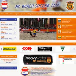 Beach Soccer Bond Nederland 2014-04-29