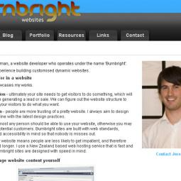 Burnbright Websites 2008-06-15