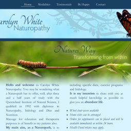 Carolyn White Naturopathy 2010-10-21