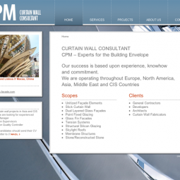 CPM, Consulting Project Management LLC 2011-09-01