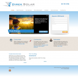 Direk Solar - Renewable Energy 2012-03-05