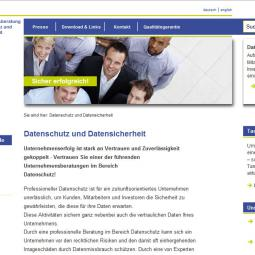 ds² - Consultancy for Data Protection and Data Sec 2010-10-22