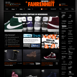 Fahrenheitstore.nl (new and improved!) 2011-11-25