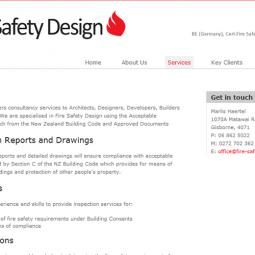Fire Safety Design 2009-04-15