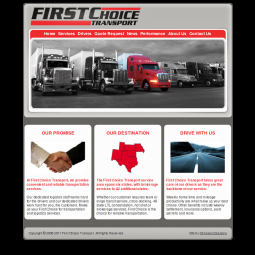 First Choice Transport 2012-01-09