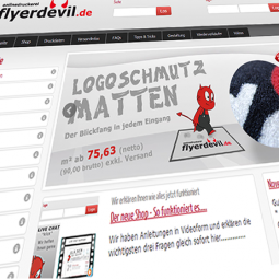Flyerdevil - Online Shop 2013-11-12