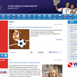 FUTNET WORLD CHAMPIONSHIPS 2012-07-01