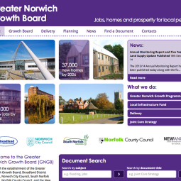 Greater Norwich Grows with SilverStripe 2014-01-05