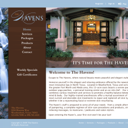 The Havens Spa 2009-09-01
