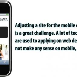 Kiri Te Kanawa Foundation Mobile Website 2011-07-02