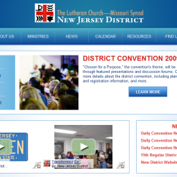 LCMS New Jersey District 2009-06-03