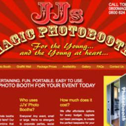 JJ's Magic Photobooth 2012-11-02