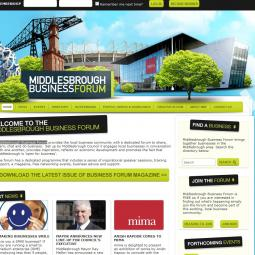 Middlesbrough Business Forum 2010-06-18