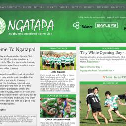 Ngatapa Sports Club 2010-03-04