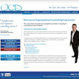 Organisational Counselling Programmes 2011-01-01